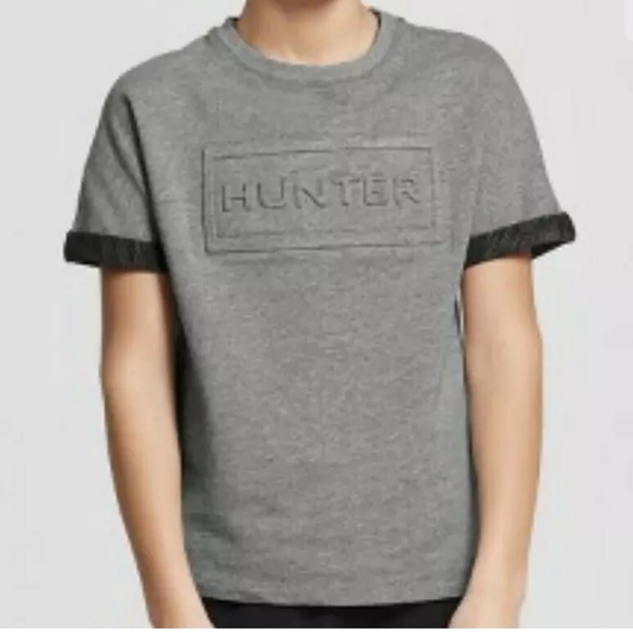 Hunter for Target Other - Hunter Tee Boys XL 16 Short Sleeve Roll Sleeve